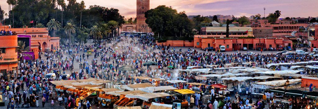 Go Marrakech